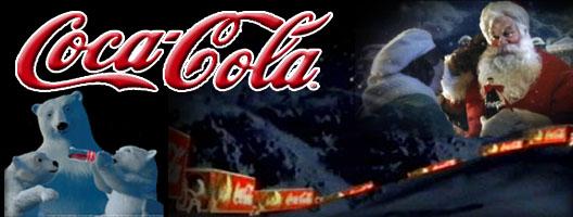 coca cola christmas commercial collection - Coca Cola Christmas Commercial