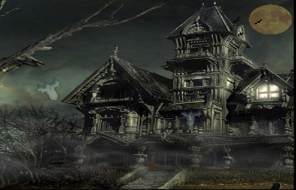 Halloween Spooky House.Free Halloween Screensavers Haunted House Screensaver By Equest